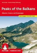Cover-Bild zu Peaks of the Balkans von Bosse, Max