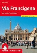 Cover-Bild zu Via Francigena von Florl, Renate
