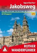 Cover-Bild zu Spanischer Jakobsweg von Rabe, Cordula