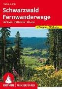 Cover-Bild zu Schwarzwald Ferwanderwege von Kuhnle, Martin