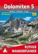 Cover-Bild zu Dolomiten 5 von Hauleitner, Franz