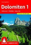 Cover-Bild zu Dolomiten 1 von Hauleitner, Franz