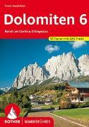 Cover-Bild zu Dolomiten 6 von Hauleitner, Franz