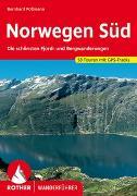 Cover-Bild zu Norwegen Süd von Pollmann, Bernhard