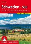 Cover-Bild zu Schweden Süd von Mertz, Peter