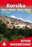 Cover-Bild zu Korsika. Mare e Monti - Mare a Mare von Hausmann, Kristin