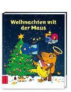 Cover-Bild zu Weihnachten mit der Maus von ZS-Team