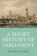 Cover-Bild zu Jones, Clyve: A Short History of Parliament