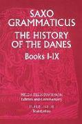 Cover-Bild zu Davidson, Hilda Ellis: Saxo Grammaticus: <I>The History of the Danes</I>, Books I-IX