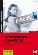 Cover-Bild zu Kurzreferat und Präsentation (eBook) von Karpf, Sabine