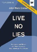 Cover-Bild zu Comer, John Mark: Live No Lies Video Study