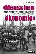 Cover-Bild zu »Menschenökonomie« (eBook) von Becker, Frank