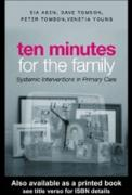 Cover-Bild zu Asen, Eia: Ten Minutes for the Family (eBook)