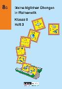 Cover-Bild zu Meine täglichen Übungen in Mathematik, 8. Schuljahr, Arbeitsheft 3 von Lehmann, Karlheinz