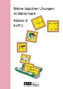 Cover-Bild zu Meine täglichen Übungen in Mathematik, 8. Schuljahr, Arbeitsheft 2 von Lehmann, Karlheinz