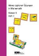 Cover-Bild zu Meine täglichen Übungen in Mathematik, 9. Schuljahr, Arbeitsheft 1 von Engelmann, Lutz