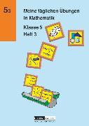 Cover-Bild zu Meine täglichen Übungen in Mathematik, 5. Schuljahr, Arbeitsheft 3 von Kreusch, Jochen