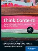 Cover-Bild zu Think Content! (eBook) von Löffler, Miriam