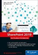 Cover-Bild zu SharePoint 2019 (eBook) von Klein-Ridder, Fabian
