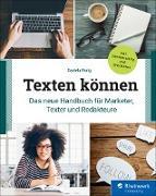 Cover-Bild zu Texten können (eBook) von Rorig, Daniela