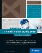 Cover-Bild zu C# 8 mit Visual Studio 2019 (eBook) von Kühnel, Andreas