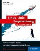 Cover-Bild zu Linux-Unix-Programmierung (eBook) von Wolf, Jürgen