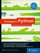 Cover-Bild zu Einstieg in Python (eBook) von Theis, Thomas