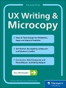 Cover-Bild zu UX Writing & Microcopy (eBook) von Yifrah, Kinneret
