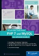 Cover-Bild zu PHP 7 und MySQL (eBook) von Hauser, Tobias