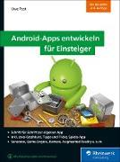 Cover-Bild zu Android-Apps entwickeln für Einsteiger (eBook) von Post, Uwe