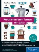 Cover-Bild zu Programmieren lernen mit Java (eBook) von Habelitz, Hans-Peter