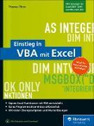 Cover-Bild zu Einstieg in VBA mit Excel (eBook) von Theis, Thomas