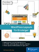 Cover-Bild zu WordPress-Layouts für Einsteiger (eBook) von Müller, Peter