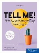 Cover-Bild zu Tell me! (eBook) von Pyczak, Thomas