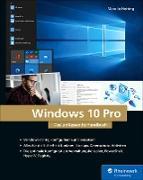 Cover-Bild zu Windows 10 Pro (eBook) von Heiting, Mareile
