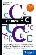 Cover-Bild zu Grundkurs C (eBook) von Wolf, Jürgen