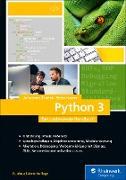 Cover-Bild zu Python 3 (eBook) von Ernesti, Johannes