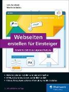 Cover-Bild zu Webseiten erstellen für Einsteiger (eBook) von Jacobsen, Jens