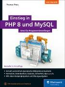 Cover-Bild zu Einstieg in PHP 8 und MySQL (eBook) von Theis, Thomas