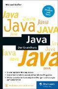 Cover-Bild zu Java (eBook) von Kofler, Michael
