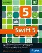 Cover-Bild zu Swift 5 (eBook) von Kofler, Michael