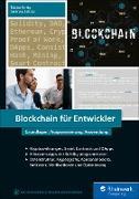 Cover-Bild zu Blockchain für Entwickler (eBook) von Schütz, Andreas