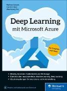 Cover-Bild zu Deep Learning mit Microsoft Azure (eBook) von Salvaris, Mathew