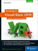 Cover-Bild zu Einstieg in Visual Basic 2019 (eBook) von Theis, Thomas