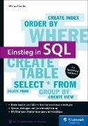 Cover-Bild zu Einstieg in SQL (eBook) von Laube, Michael