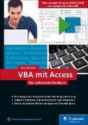 Cover-Bild zu VBA mit Access (eBook) von Held, Bernd
