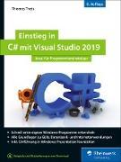 Cover-Bild zu Einstieg in C# mit Visual Studio 2019 (eBook) von Theis, Thomas