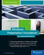 Cover-Bild zu Windows Presentation Foundation (eBook) von Huber, Thomas Claudius