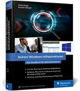 Cover-Bild zu Sichere Windows-Infrastrukturen von Kloep, Peter