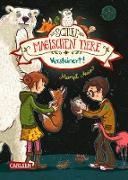 Cover-Bild zu Die Schule der magischen Tiere 9: Versteinert! (eBook) von Auer, Margit